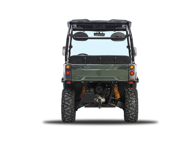 800D UTV - rear